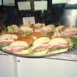 Signature Finger Sandwiches
