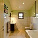 Bathroom with Emillie Suite