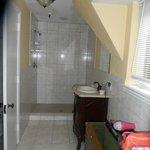 En suite bathroom - very spacious