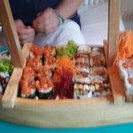 sushi variado 30 piezas