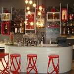 Café do hotel