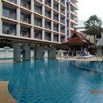 Amata Hotel - Swimming pool
