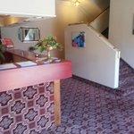Foveaux Hotel Reception