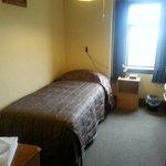 Single Room with share bath facilities