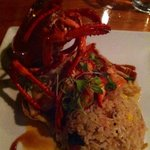 drunken angry lobster