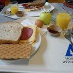 Café da manhã caprichado
