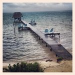 The dock!