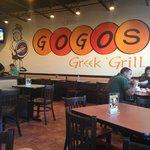 Gogos Greek Grill Lobby