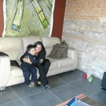 Con Beatriz
