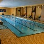 20-meter swimming pool