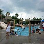 Parc aquatique de l'hôtel