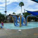 piscine pour les petits