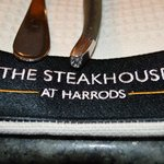 The Steakhouse @ Harrods