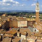 View of Piazza del Campo