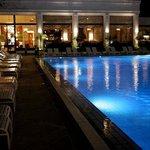 The historic pool.