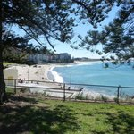 South Cronulla Beach-start of walk