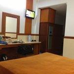 Room 114,ground floor air con/TV