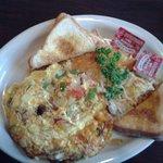 Vegie Omelet