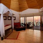 Jacuzzi Water Villa Interior (74585267)