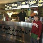 The magicians at Jack Jordans
