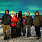 The Aurora Chasers by Ronn & Marketa Murray Foto