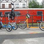 Servicio gratuito de bicis adaptadas en Lekunberri