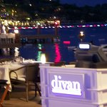 The Divan