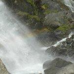 Cascata arcobaleno