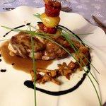 Spring Chicken with Chanterelle Mushrooms