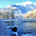 Cascades and Icicle River from S SuiteWOW!