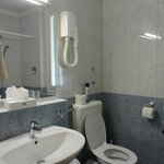 Il bagno della camera 111