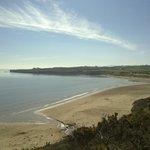 The South Shore of Lligwy Beach