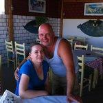 Die beste  Taverne in Parikia gutes essen und preisleistung sehr gut und service.Schönes Sicht a