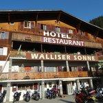 Foto de Hotel Restaurant Walliser Sonne