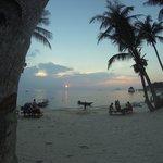 View from our front door! Senja Resort - Perhentian Kecil