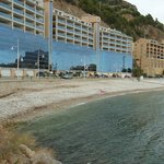 Vista general y playa