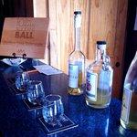 Cider-tasting at Distillery Lane Cider works