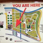 Map of Birmingham Nature Centre