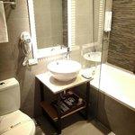 標準房浴室