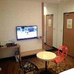造型椅&電視