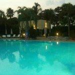 altra vista piscina