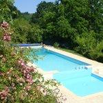 The Pool at Maisons La Boissiere