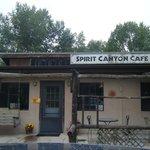 Spirit Canyon Lodge registration building