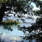 Vista su lago 1