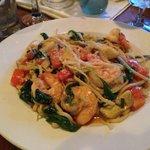 Shrimp Scampi Bianco @ Friends & Company Inc.