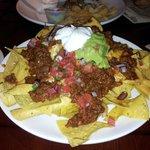 Nachos Special Beef Tacos de Carnitas