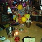 Cocktail Amaryllis Snack Bar