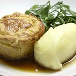 World famous pies with daily special fillings, baked fresh in our kitchen