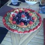Frutta a pranzo
