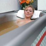 Minerl Bath tratment